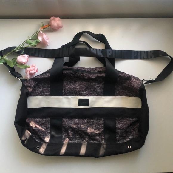 PINK Victoria's Secret Handbags - PINK Sports Bag